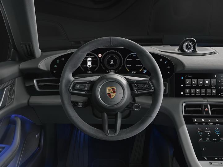 Porsche Taycan'ın daha uygun fiyatlı versiyonu tanıtıldı: Taycan 4S
