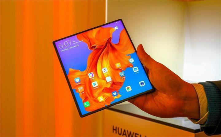 Huawei Mate X, Ekim ayı sonunda satışa sunulacak