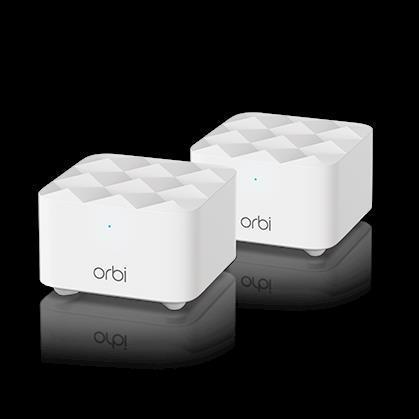 Netgear yeni Orbi mesh Wi-Fi sistemini minimal tasarımıyla tanıttı