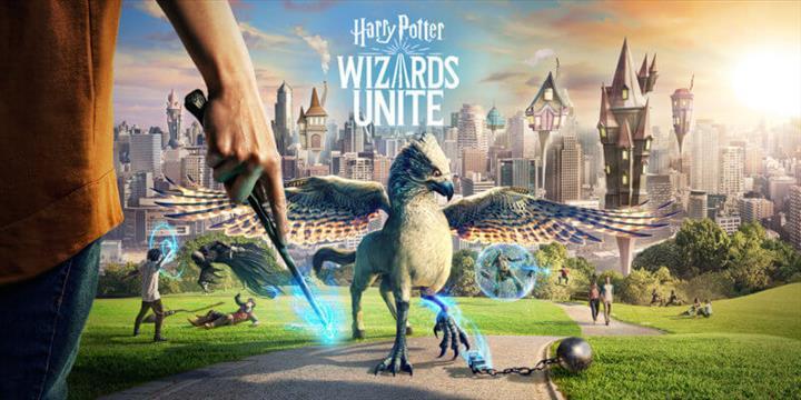 Harry Potter: Wizards Unite çevrimdışı kullanıcıların konumlarını izliyor