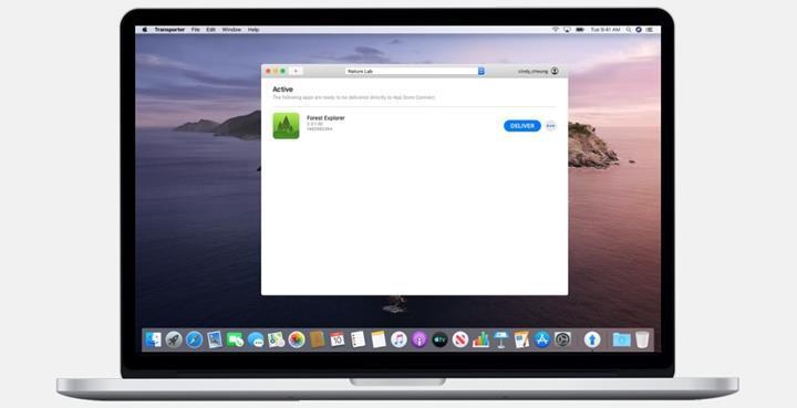 Apple Transporter uygulaması ile içerikleri tek bir kanaldan yükleyebileceksiniz