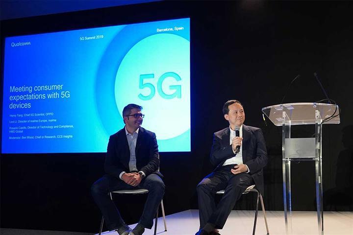 Oppo çift modlu 5G akıllı telefonunu bu yıl piyasaya sürecek