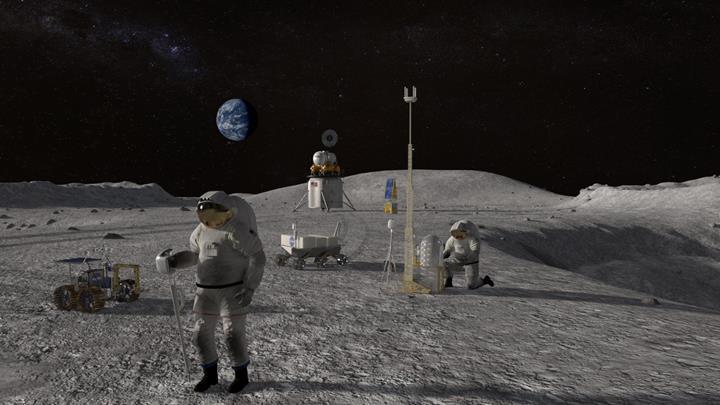 Japonya ve ABD, Ay'a insan göndermek için iş birliği yapıyor