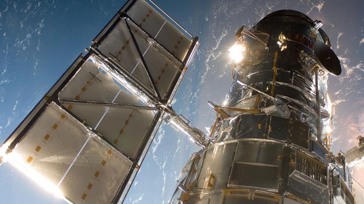 Hubble Teleskobu ilk yıldızlararası kuyruklu yıldızı görüntüledi
