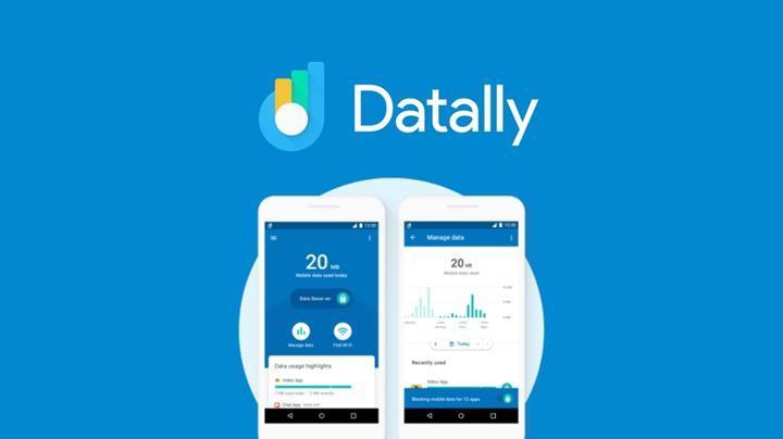 Google Datally uygulamasının macerası kısa sürdü
