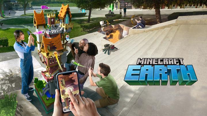 Minecraft Earth sonunda erken erişime açıldı