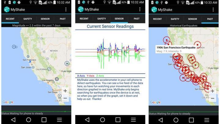 ABD'de yeni deprem uyarı sistemi 3.7 saniyede harekete geçiyor