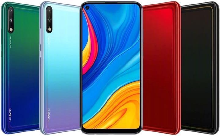 Huawei Enjoy 10 resmen tanıtıldı