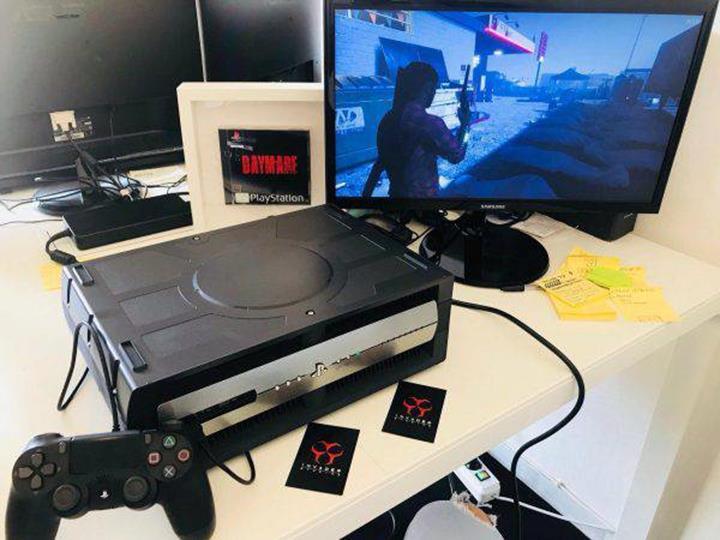 PlayStation 5 geliştirici kiti ilk kez görüntülendi