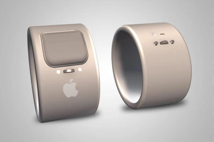 Apple, iPhone'u dokunmadan kontrol edecek bir akıllı yüzük üzerinde çalışıyor