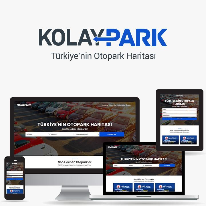 Türkiye'nin Otopark Arama Sorununa Çözüm: Kolaypark.net