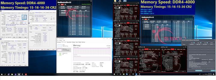G.SKILL dünyanın en düşük gecikmeli DDR4-4000 belleklerini duyurdu