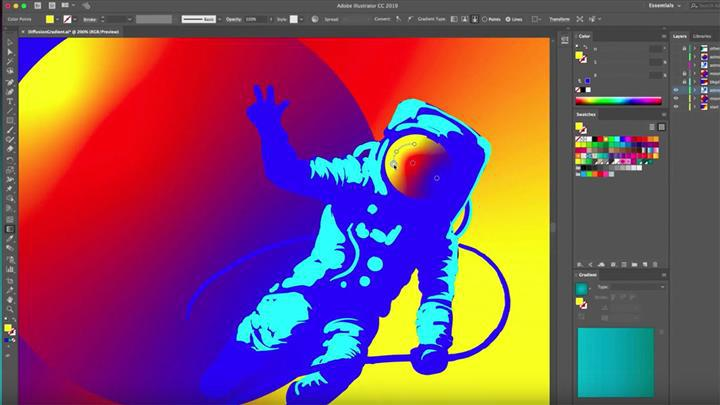 Adobe Illustrator, 2020'de iPad'e geliyor