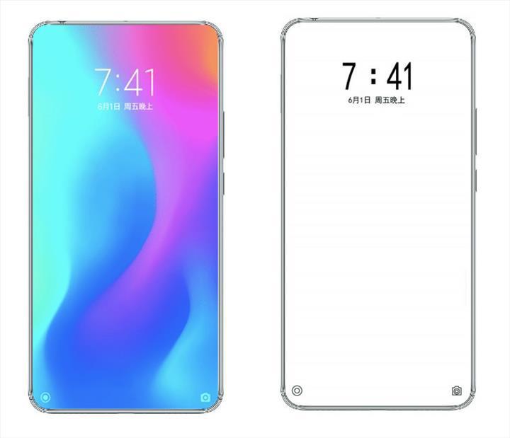 Xiaomi çift ön kamerası olan tam ekranlı bir akıllı telefon geliştiriyor