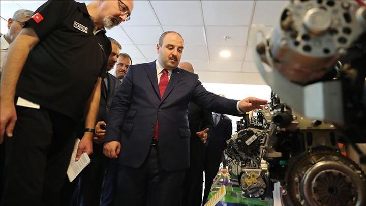 Türkiye'de ilk kez üretilecek alüminyum motor bloku için testler başladı
