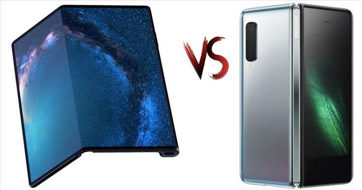 Huawei'nin katlanabilir akıllı telefonu Mate X, 15 Kasım'da satışa sunulacak