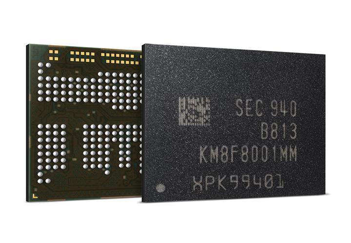 Samsung 12 GB kapasiteli LPDDR4X yongalarının hacimli üretimine başladı