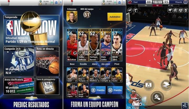 NBA NOW ile yeni bir NBA heyecanı başlıyor