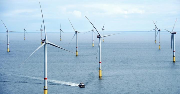 Denizüstü rüzgâr çiftlikleri, küresel ihtiyaçtan fazla elektrik üretme potansiyeline sahip