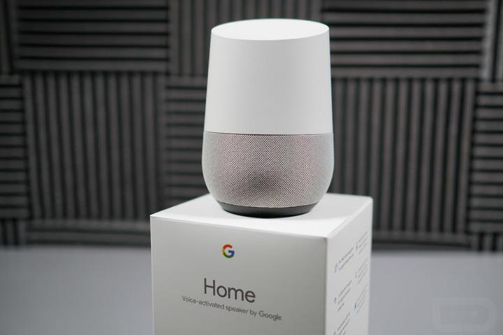 Son güncelleme nedeniyle bozulan Google Home'lar yenisiyle değiştirilecek