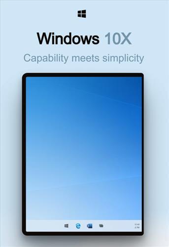 Sızdırılan belgelere göre Windows 10X laptoplara da gelecek