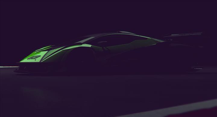 Lamborghini, 830 beygirlik yeni bir süper otomobil geliştiriyor