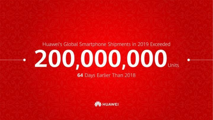 Huawei bu yıl 270 milyon akıllı telefon satmayı hedefliyor