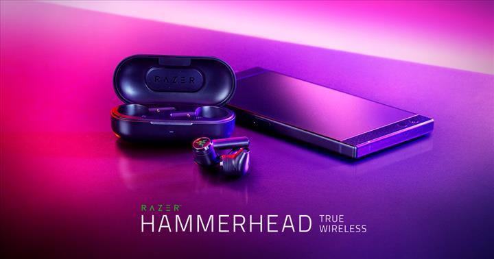 Razer ilk mini kablosuz kulaklığını duyurdu