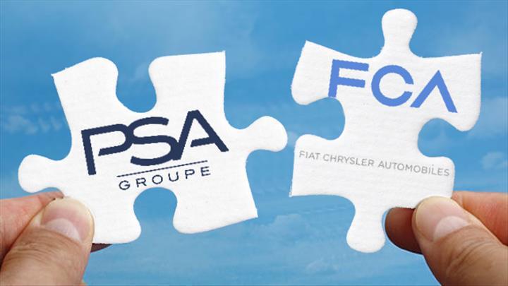 Fiat Chrysler ve PSA birleşme için masaya oturdu: 50 milyar dolarlık yeni bir şirket kurulabilir