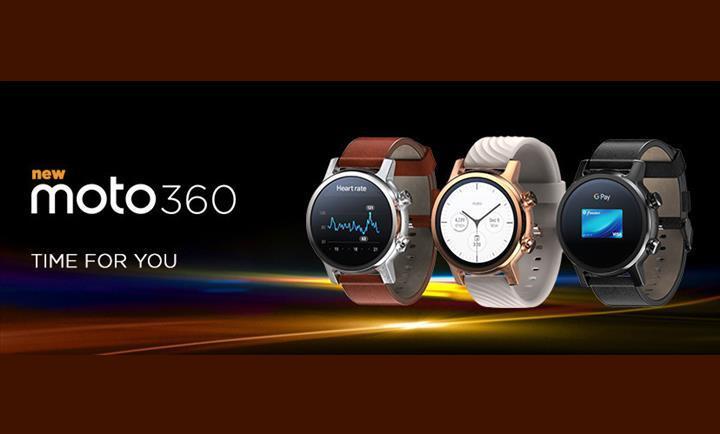 Motorola'nın Moto 360 akıllı saati geri dönüyor