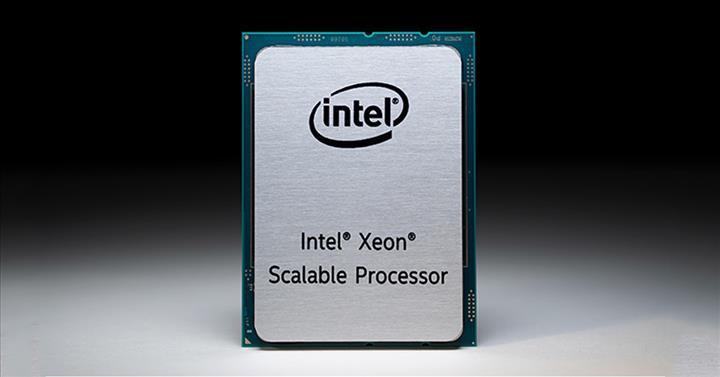 Intel Xeon ailesini PCIe 4.0'la tanıştırmaya hazırlanıyor