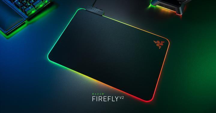 Razer FireFly V2 fare matı duyuruldu