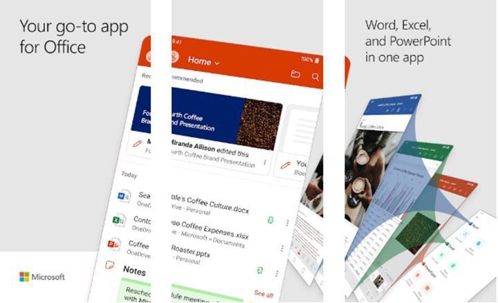 Microsoft, Word, Excel ve PowerPoint'i tek bir çatıda birleştiren yeni Office uygulamasını yayınladı