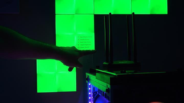 En pahalı ışığa dokunmak 'Nanoleaf Canvas incelemesi'