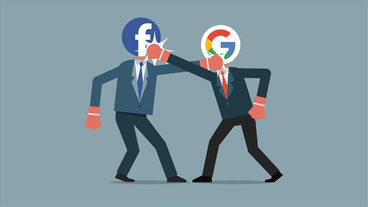 Facebook ve Google'ın, Fitbit şirketini satın almak için yarışa girdikleri ortaya çıktı
