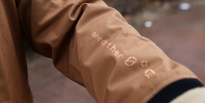 Microsoft akıllı kumaş pazarına girmeye hazırlanıyor