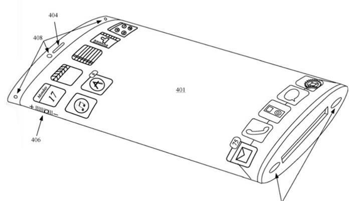 Apple da Mi Mix Alpha gibi her tarafı ekranla kaplı bir telefon çıkarabilir