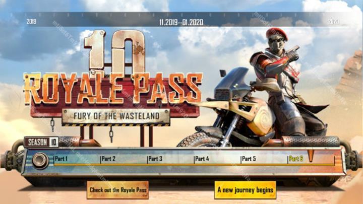 PUBG Mobile 10. sezon tarihi açıklandı