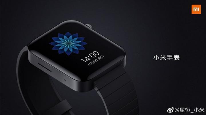 Xiaomi Mi Watch şirket yöneticisinin kolunda görüntülendi