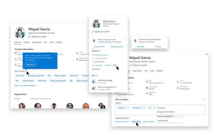 Microsoft, Project Cortext'i duyurdu
