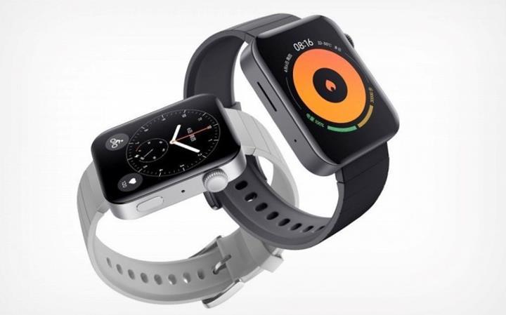 Apple Watch görünümlü Xiaomi Mi Watch tanıtıldı