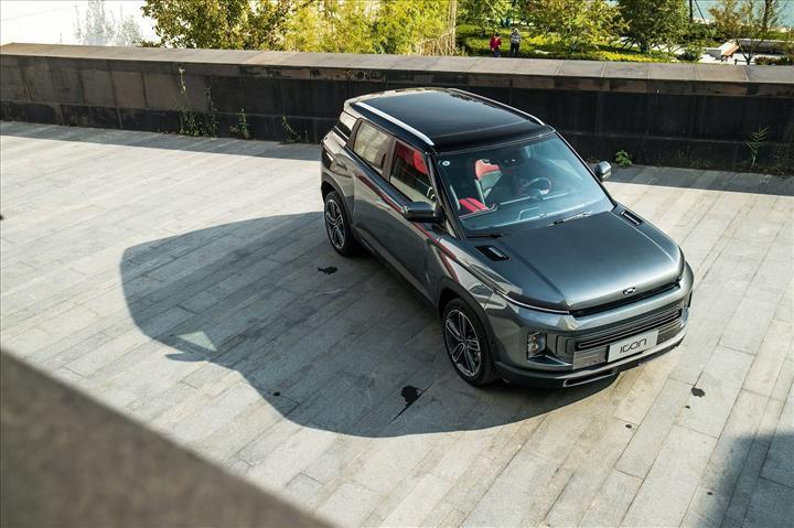 Çinli üretici Geely, küresel pazarda satışa sunacağı kompakt SUV modelini tanıttı