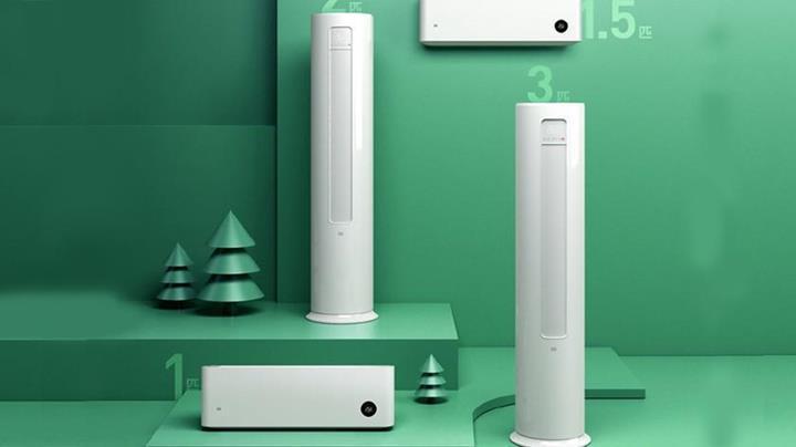 Xiaomi sessiz akıllı klimalarını tanıttı