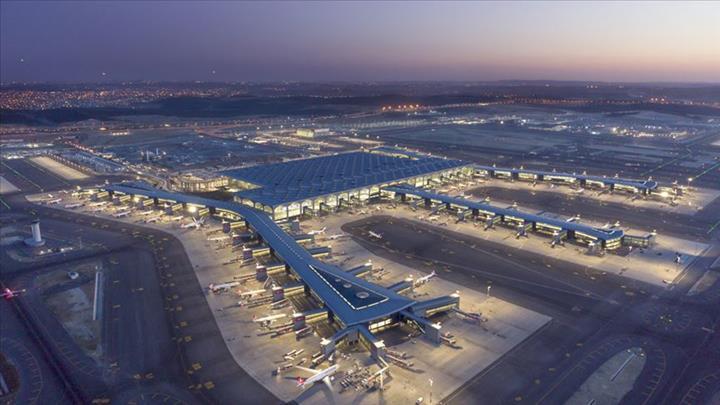 İngiliz havacılık dergisinden İstanbul Havalimanı için prestijli ödül