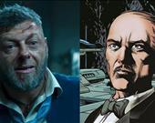 Andy Serkis ve Alfred Pennyworth