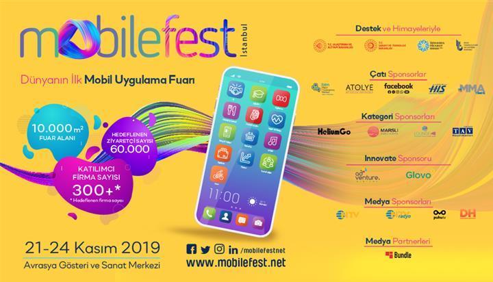 Mobil uygulamanın tüm bileşenleri Mobilefest'te buluşuyor!