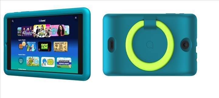 Alcatel, çocuk odaklı yeni tabletini duyurdu