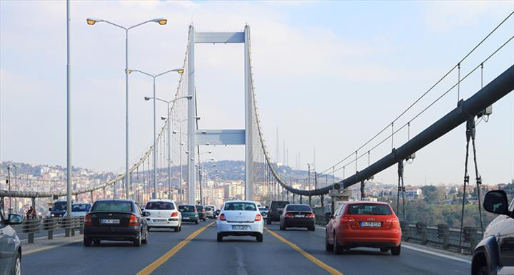 Köprü ve otoyol geçiş ücretlerine
