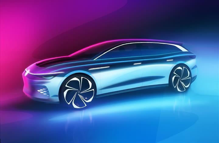 Volkswagen, elektrikli station wagon konseptini Los Angeles'ta tanıtacak