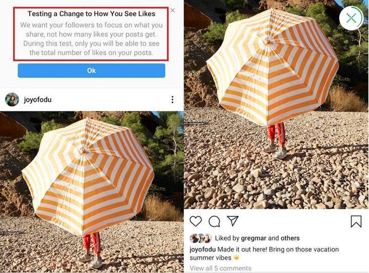 Instagram, beğenileri gizleme özelliğini ABD'de test etmeye başlıyor